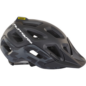 Mavic Crossride Helmet Herr black/black